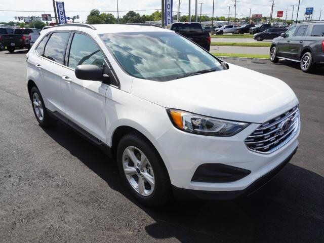 2020 Ford Edge SE 4 Door SUV FWD EcoBoost 2.0L I4 GTDi DOHC Turbocharged VCT Engine