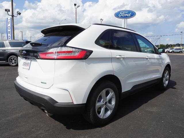 2020 Ford Edge SE SUV 4 Door Automatic EcoBoost 2.0L I4 GTDi DOHC Turbocharged VCT Engine FWD