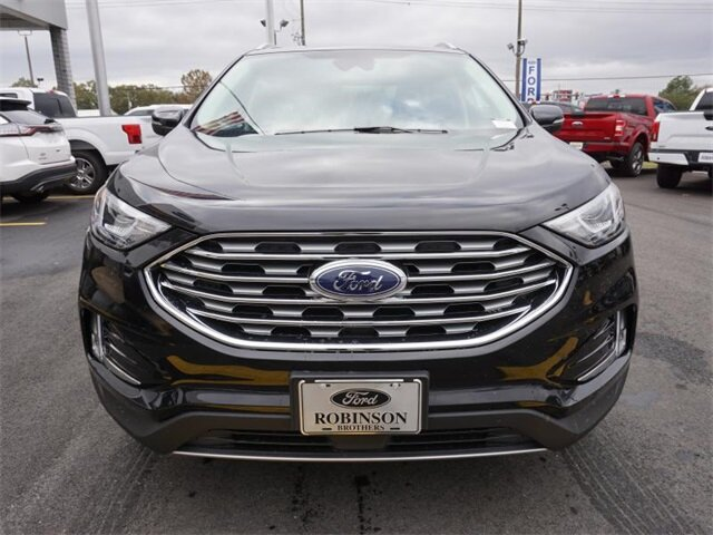 2020 Agate Black Ford Edge SEL 4 Door Automatic FWD