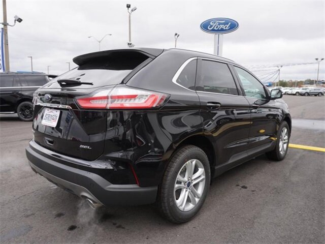 2020 Ford Edge SEL FWD EcoBoost 2.0L I4 GTDi DOHC Turbocharged VCT Engine SUV 4 Door Automatic