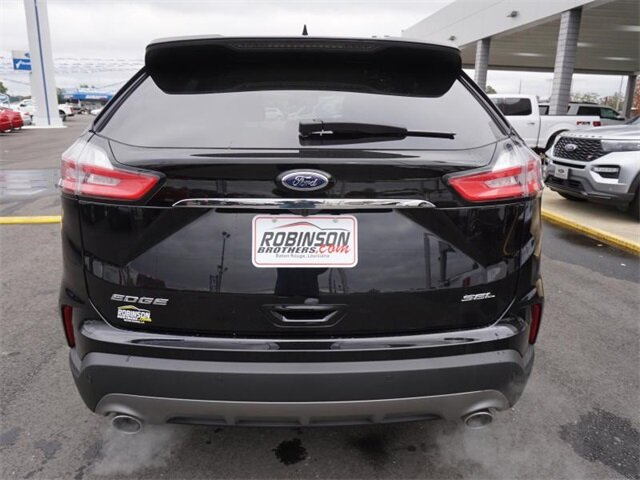 2020 Ford Edge SEL SUV EcoBoost 2.0L I4 GTDi DOHC Turbocharged VCT Engine Automatic FWD 4 Door