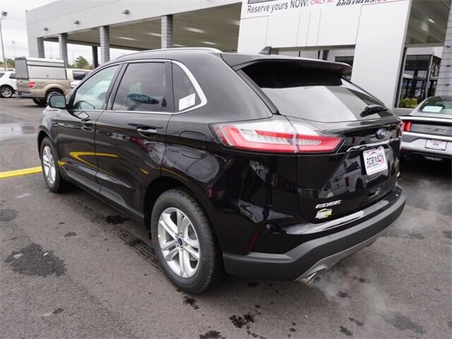 2020 Ford Edge SEL FWD 4 Door Automatic SUV