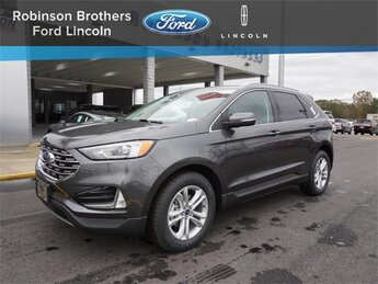 2020 Ford Edge SEL Automatic SUV FWD 4 Door EcoBoost 2.0L I4 GTDi DOHC Turbocharged VCT Engine