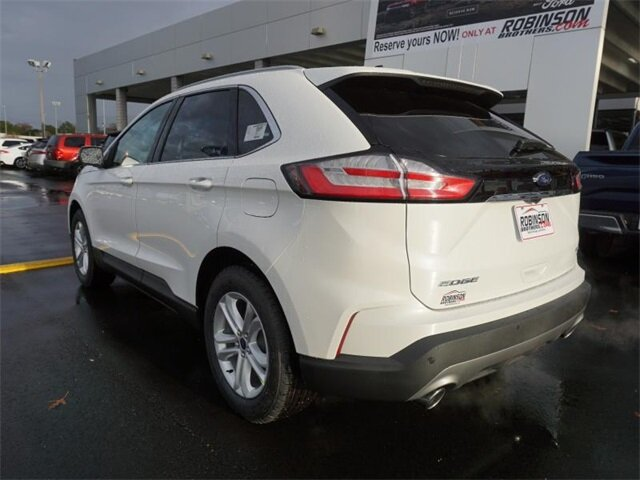2020 Ford Edge SEL 4 Door FWD Automatic SUV EcoBoost 2.0L I4 GTDi DOHC Turbocharged VCT Engine