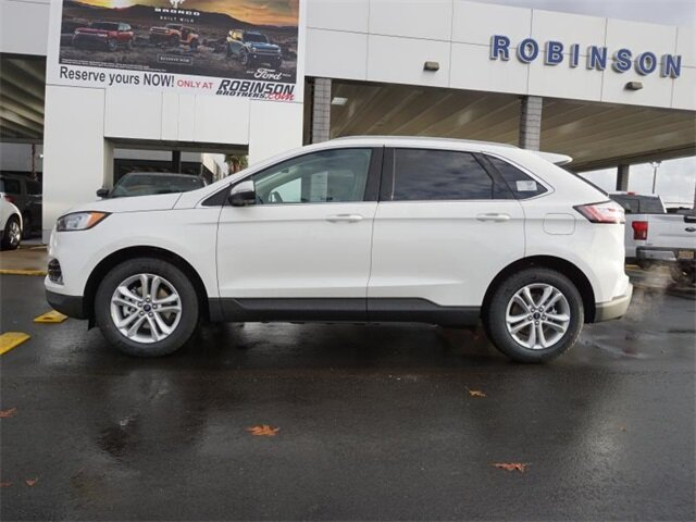 2020 Ford Edge SEL Automatic EcoBoost 2.0L I4 GTDi DOHC Turbocharged VCT Engine SUV FWD 4 Door