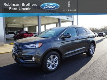 2020 Magnetic Metallic Ford Edge SEL Automatic EcoBoost 2.0L I4 GTDi DOHC Turbocharged VCT Engine SUV 4 Door