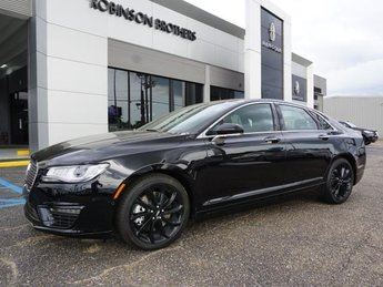 2020 Infinite Black Metallic Lincoln MKZ Reserve FWD 3.0L V6 Engine Sedan