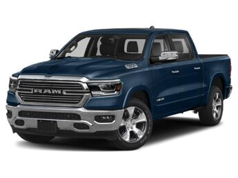 2019 Ram 1500 Laramie 4 Door 5.7L V8 Engine Automatic 4X4