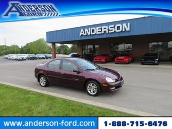 2000 Dodge Neon 4dr Sdn Highline 4 Door FWD Automatic