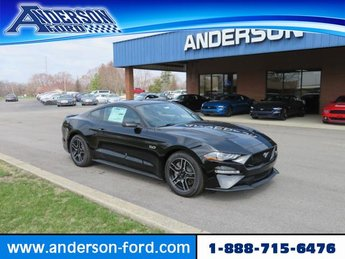 2019 Ford Mustang GT Premium Fastback Gas I8 5.0L Engine Coupe 2 Door
