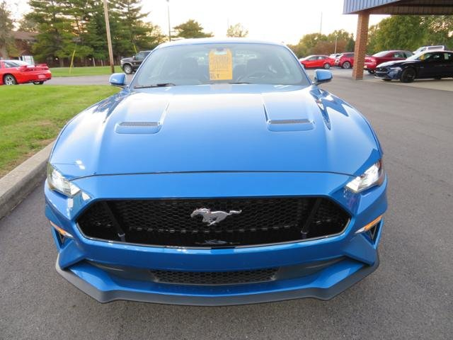 2019 Ford Mustang GT Premium 2 Door RWD Coupe Gas I8 5.0L Engine