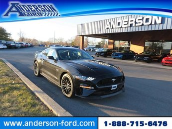 2019 Shadow Black Ford Mustang GT Premium Fastback Gas I8 5.0L Engine Coupe RWD 2 Door