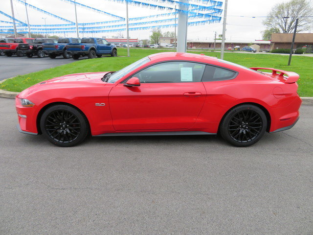 2019 Ford Mustang GT Premium Fastback 2 Door Gas I8 5.0L Engine RWD Coupe