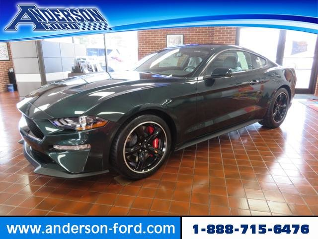 2019 Ford Mustang Bullitt Fastback Coupe RWD Gas I8 5.0L Engine