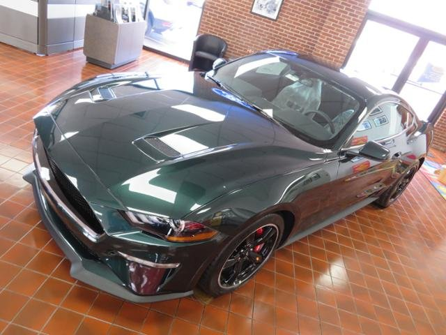 2019 Ford Mustang Bullitt Fastback 2 Door Coupe Gas I8 5.0L Engine RWD Manual