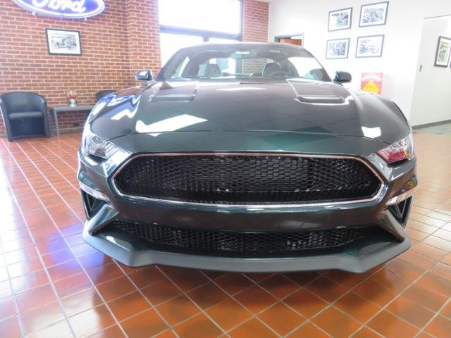 2019 Ford Mustang Bullitt Fastback Coupe Manual Gas I8 5.0L Engine 2 Door RWD