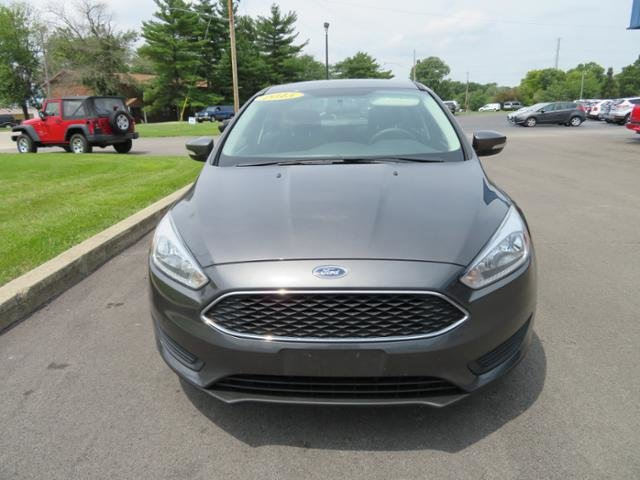 2015 Magnetic Ford Focus 4dr Sdn SE Automatic FWD Sedan