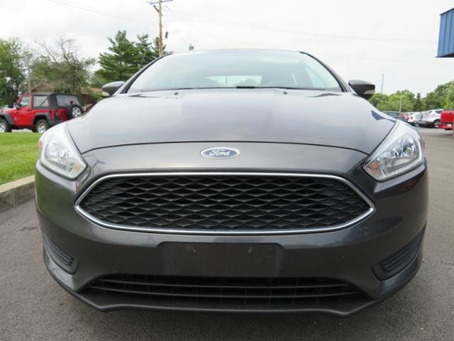 2015 Magnetic Ford Focus 4dr Sdn SE FWD Automatic 4 Door