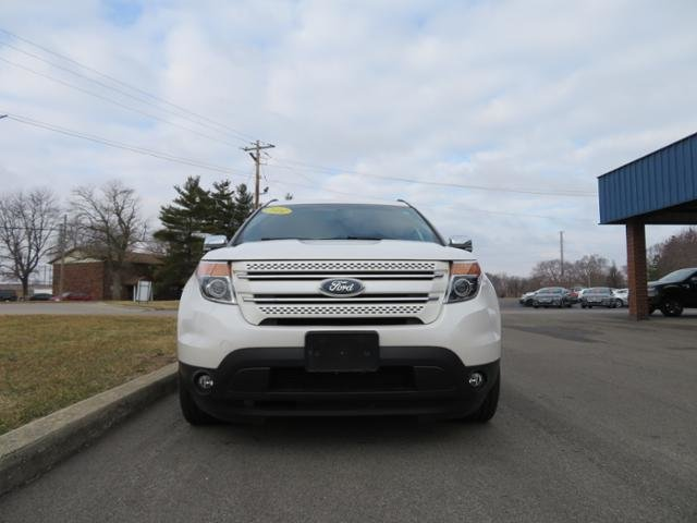 2014 Ford Explorer 4WD 4dr Limited SUV Automatic 4 Door Gas V6 3.5L Engine