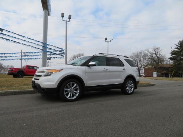 2014 Ford Explorer 4WD 4dr Limited SUV AWD 4 Door