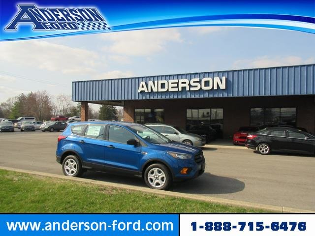 2019 Ford Escape S FWD Automatic SUV FWD 4 Door Gas I4 2.5L Engine
