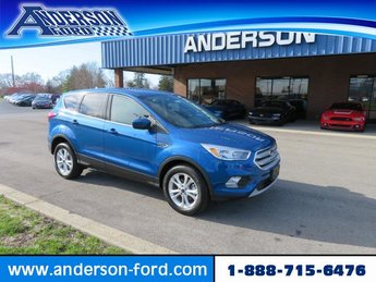 2019 Ford Escape SE FWD SUV Gas I4 1.5L Engine Automatic