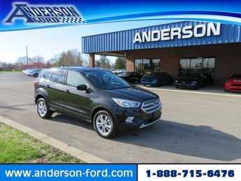 2019 Agate Black Metallic Ford Escape SE FWD Automatic 4 Door FWD SUV Gas I4 1.5L Engine