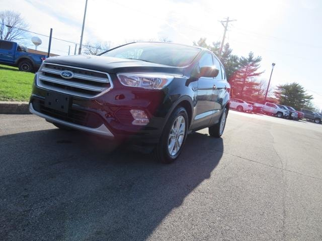 2019 Ford Escape SE FWD FWD 4 Door Gas I4 1.5L Engine Automatic