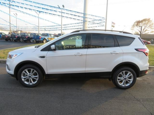2018 Ford Escape SE FWD Automatic FWD SUV 4 Door Gas I4 1.5L Engine
