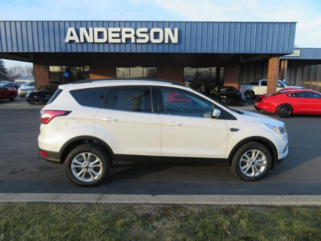 2018 Ford Escape SE FWD 4 Door Gas I4 1.5L Engine Automatic FWD