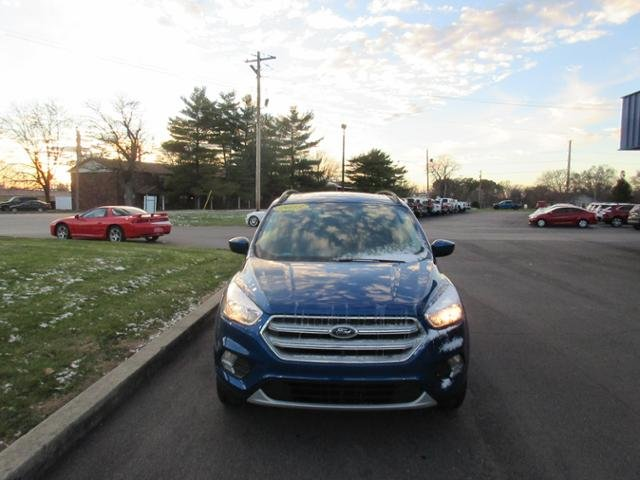 2018 Ford Escape SE 4WD 4 Door Automatic 4X4 Gas I4 1.5L Engine SUV