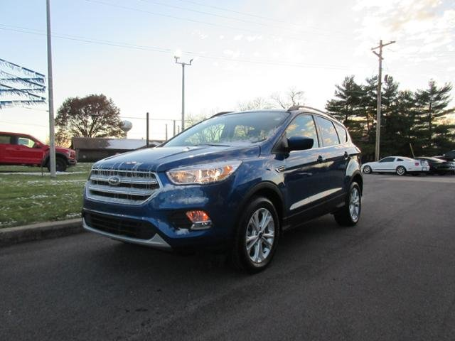 2018 Ford Escape SE 4WD Automatic 4X4 4 Door