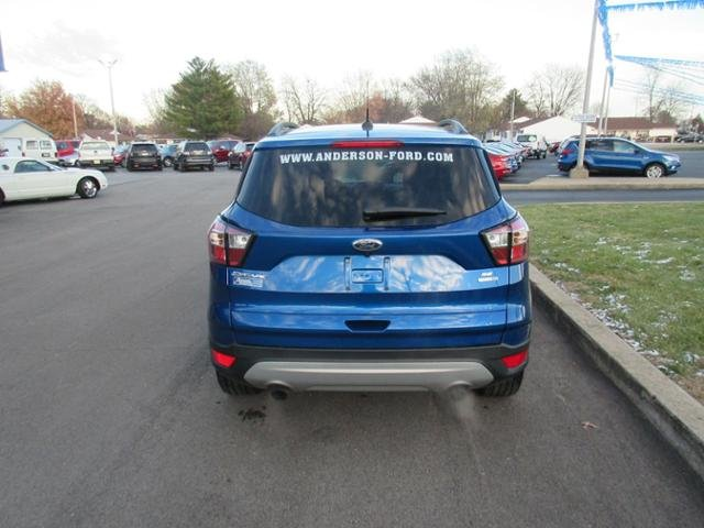 2018 Ford Escape SE 4WD 4X4 4 Door Gas I4 1.5L Engine Automatic SUV