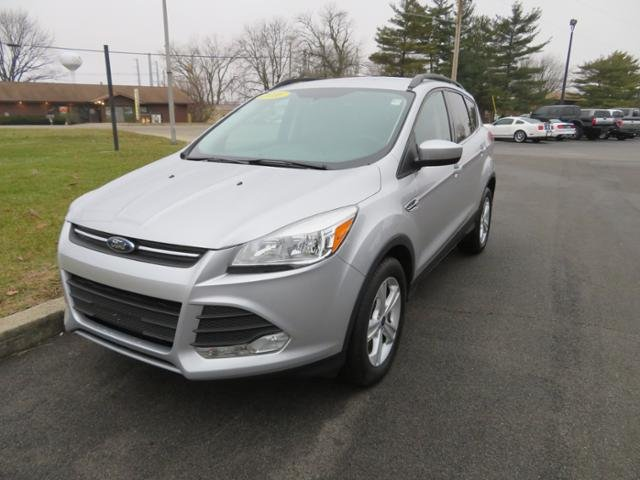 2016 Ford Escape 4WD 4dr SE 4X4 Gas I4 1.6L Engine 4 Door SUV Automatic