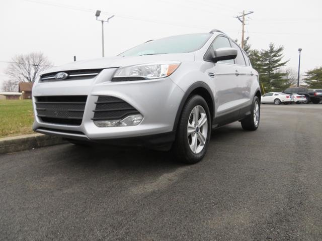 2016 Ingot Silver Ford Escape 4WD 4dr SE 4X4 Gas I4 1.6L Engine SUV 4 Door Automatic