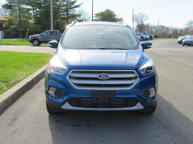 2019 Ford Escape Titanium 4WD Automatic 4 Door Gas I4 2.0L Engine 4X4 SUV