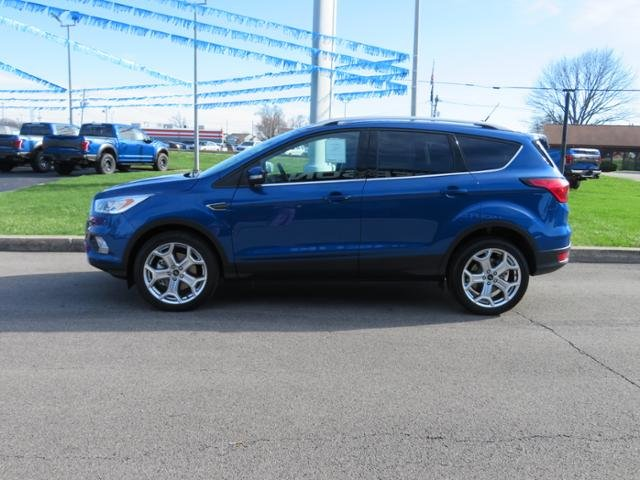 2019 Ford Escape Titanium 4WD SUV Automatic 4X4 4 Door Gas I4 2.0L Engine