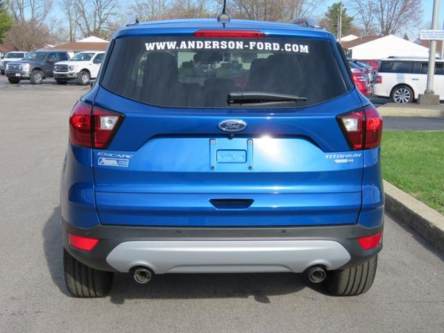 2019 Ford Escape Titanium 4WD Automatic 4 Door 4X4