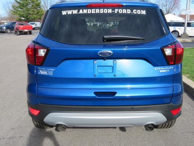2019 Ford Escape Titanium 4WD SUV 4 Door 4X4