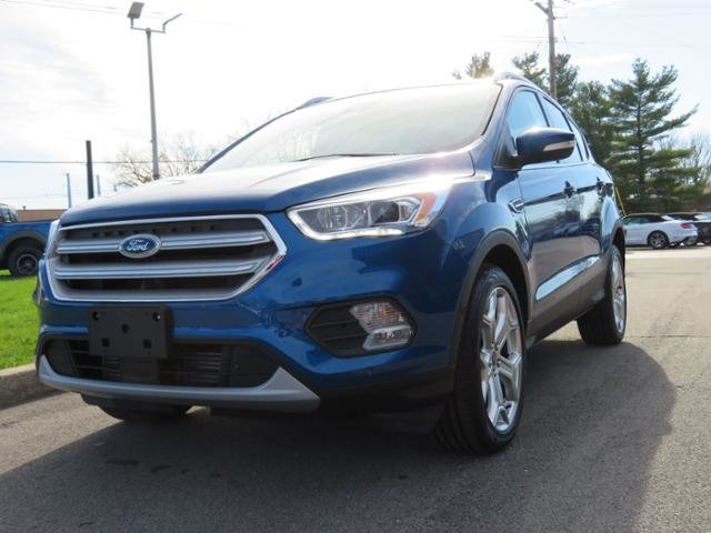 2019 Ford Escape Titanium 4WD 4X4 Gas I4 2.0L Engine 4 Door SUV Automatic