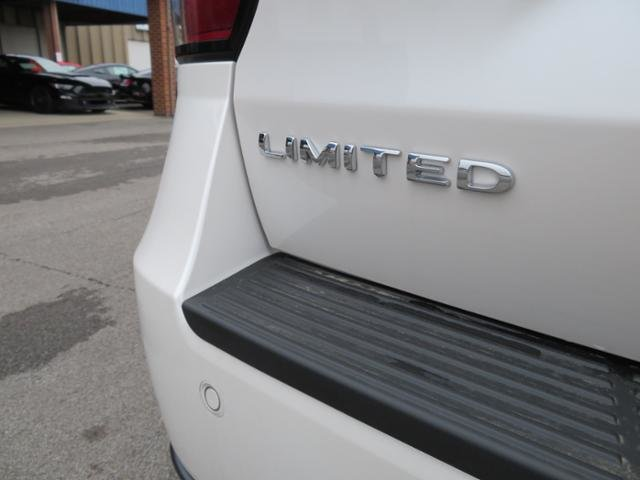 2019 White Platinum Metallic Tri-Coat Ford Expedition Max Limited 4x4 4X4 Automatic Gas V6 3.5L Engine 4 Door