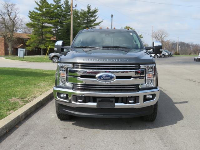 2018 Ford Super Duty F-350 SRW LARIAT 4WD Crew Cab 6.75 Box Truck 4X4 Diesel I8 6.7L Engine Automatic 4 Door