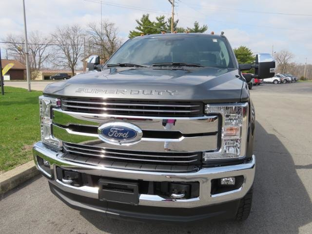 2018 Ford Super Duty F-350 SRW LARIAT 4WD Crew Cab 6.75 Box Truck Diesel I8 6.7L Engine 4 Door Automatic