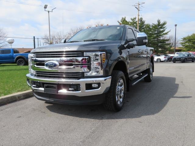 2018 Ford Super Duty F-350 SRW LARIAT 4WD Crew Cab 6.75 Box Diesel I8 6.7L Engine Truck Automatic 4X4 4 Door