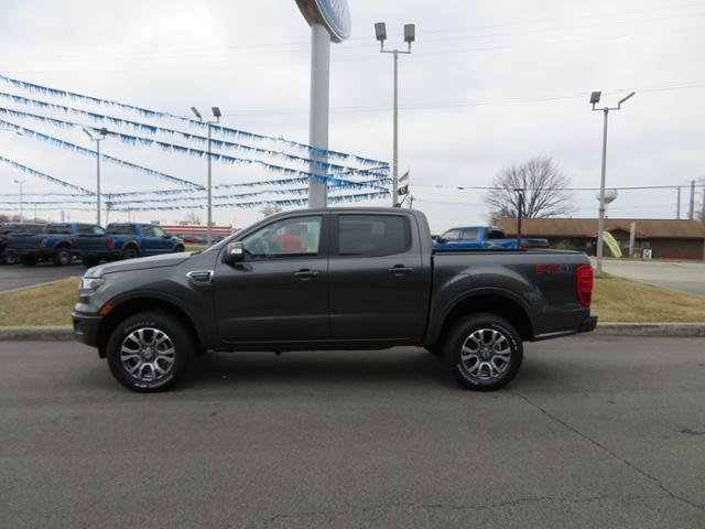 2019 Ford Ranger LARIAT 4WD SuperCrew 5 Box Truck Automatic 4X4