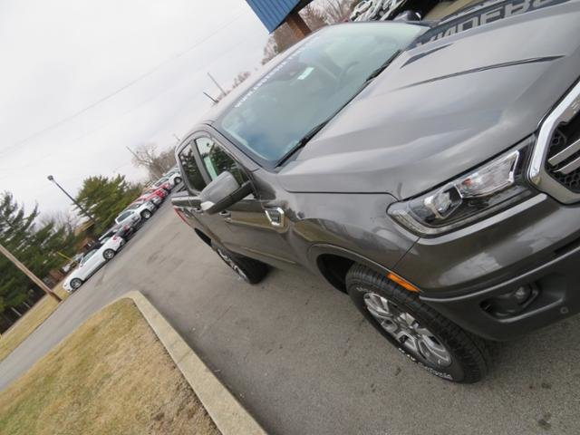2019 Ford Ranger LARIAT 4WD SuperCrew 5 Box Truck 4 Door Automatic Gas I4 2.3L Engine
