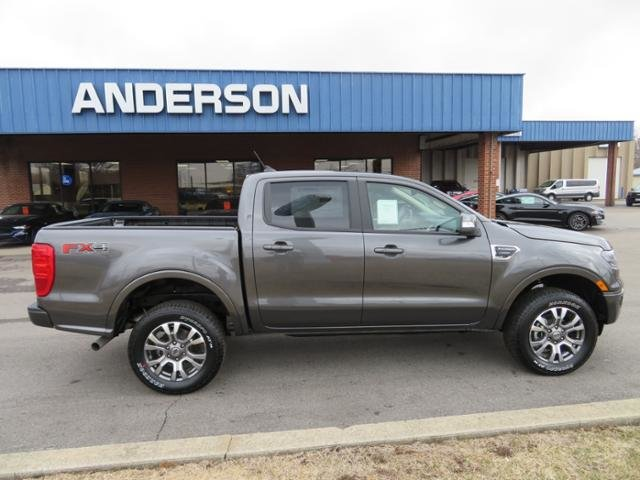 2019 Ford Ranger LARIAT 4WD SuperCrew 5 Box Gas I4 2.3L Engine 4 Door Automatic 4X4 Truck