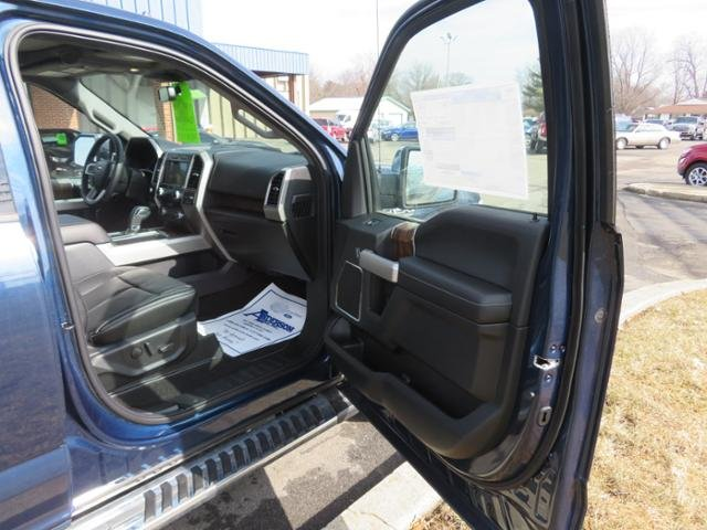 2019 Ford F-150 LARIAT 4WD SuperCrew 5.5 Box Gas V6 3.5L Engine 4X4 4 Door Truck