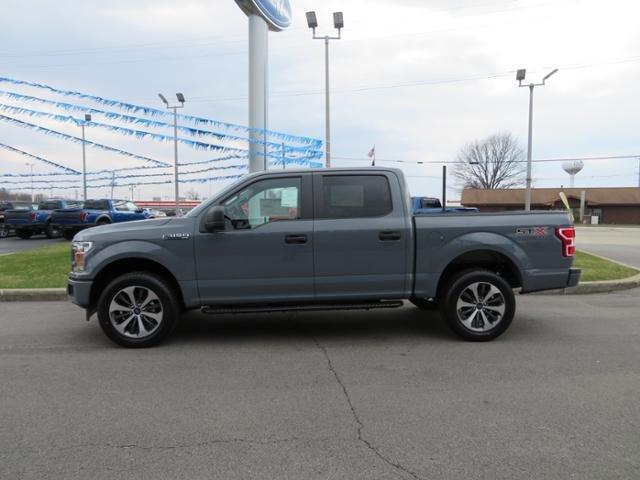 2019 Ford F-150 XL 4WD SuperCrew 5.5 Box 4X4 Gas/Ethanol I8 5.0L Engine Automatic Truck 4 Door