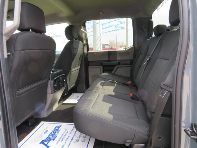 2019 Abyss Gray Metallic Ford F-150 XL 4WD SuperCrew 5.5 Box Gas/Ethanol I8 5.0L Engine 4 Door Automatic 4X4 Truck